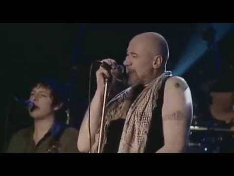 Fish - Raingods Dancing/Wake Up Call (Make It Happen) Live Bradford 2004