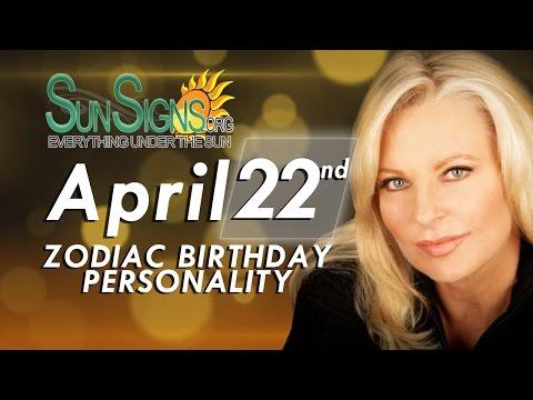 Facts & Trivia - Zodiac Sign Taurus April 22nd Birthday Horoscope
