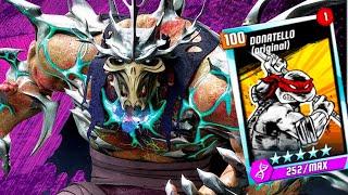 Super Shredder vs. Classic Turtles - Teenage Mutant Ninja Turtles Legends