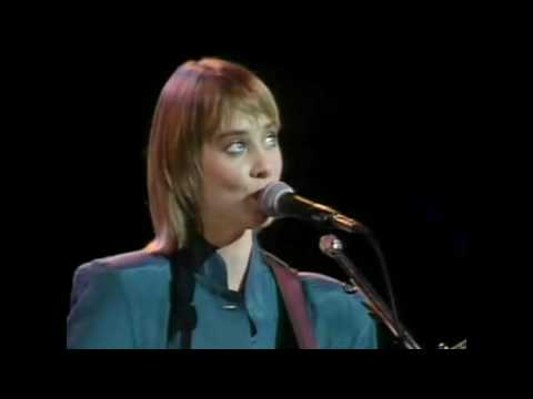 Suzanne Vega - Neighborhood Girls (Live 1986) (Promo Only)