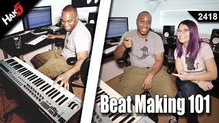Beat Making With Dale Chase - Hak5 2418