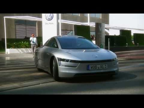Volkswagen XL1 Concept: First Drive