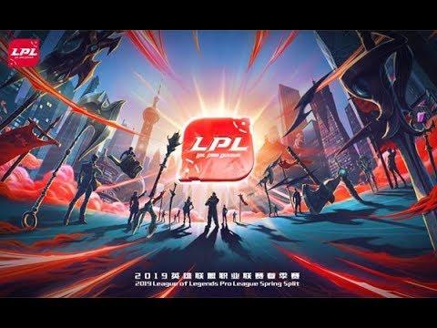 【2019LPL英雄联盟春季赛】3月22号   17:00 SDG vs LGD Pyl主场迎战Mark/19:00 SS vs OMG Fenfen中路对抗icon