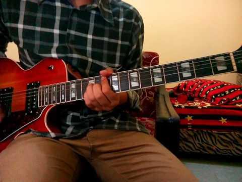 Superman Is Dead, Hanya Hari Ini (The Hangover Decade) Guitar Cover