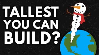 How High Can We Build With Snow?