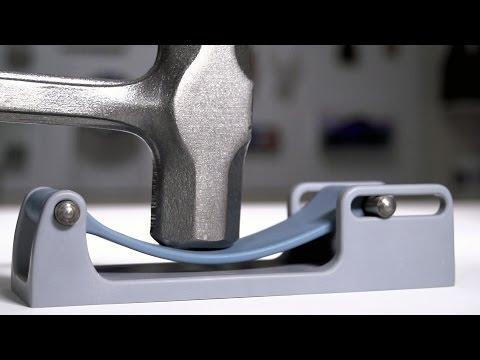 Carbon Resin - FPU - Flexible Polyurethane