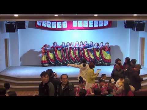 光华中文学校汇报演出 Guanghua Chinese School Performance 121217