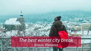 Brasov, Romania - The best winter city break