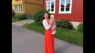Vlog!!! Первый выход без ребенка! Юбилей в Норвегии как свадьба