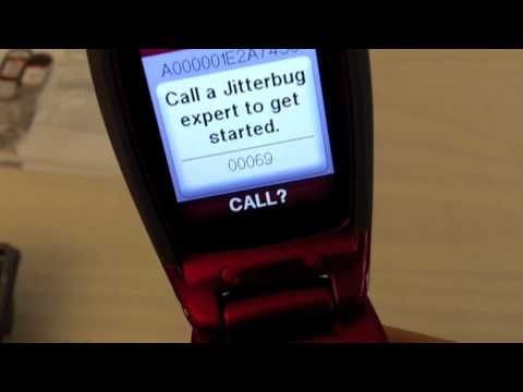 How to Activate Your Jitterbug Phone