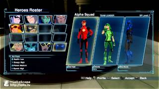 Young Justice: Legacy Let