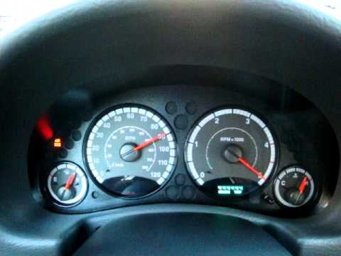 how to turn off engine light jeep liberty