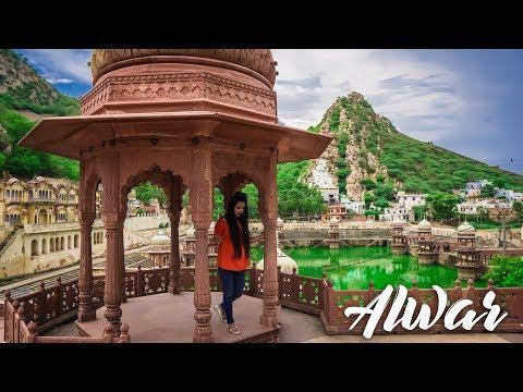 Bike trip to Alwar | Weekend getaway near Delhi