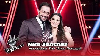 Rita Sanches é a vencedora do The Voice Portugal 2019 | The Voice Portugal