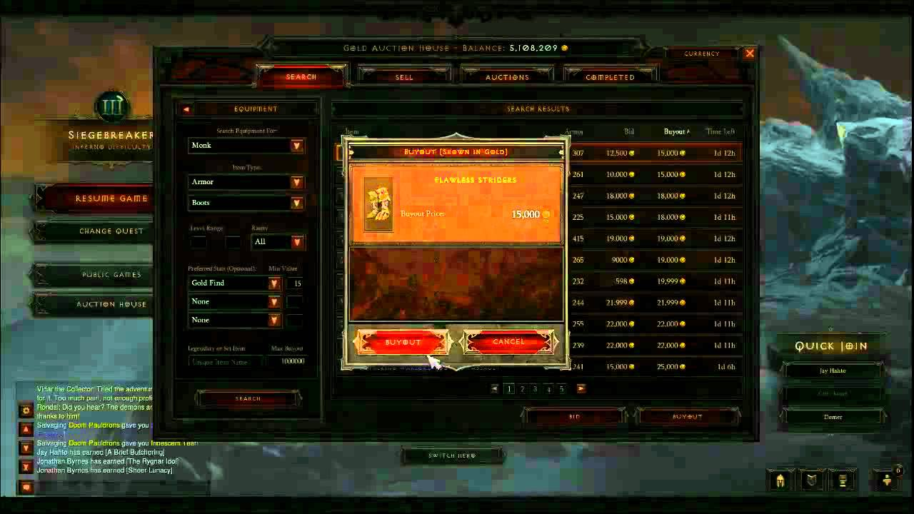 Diablo 3 - How To Make Money