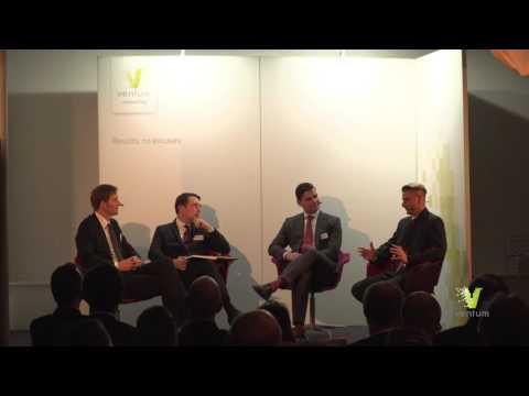 Blockchain Revolution@Ventum #6 Podiumsdiskussion mit den Vordenkern