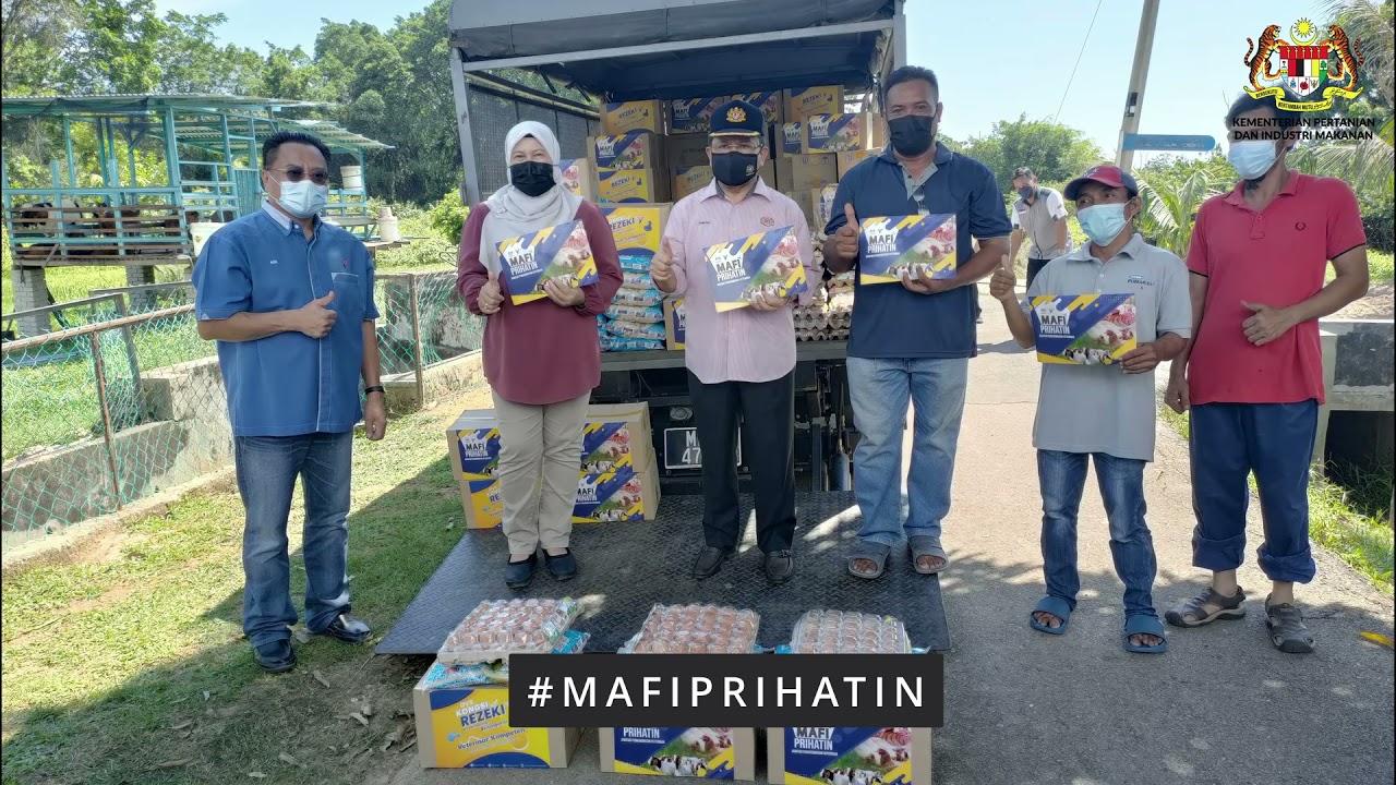 Program MAFI Prihatin September 2021