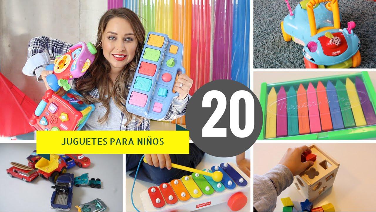 Juguetes Para Bebes De 20 Meses.20 Juguetes Educativos Para Ninos