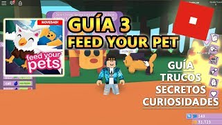 Feed Your Pets, Hidden Secret Missions in the Jungle and Hive, Roblox Spanish Tutorial Guide 3