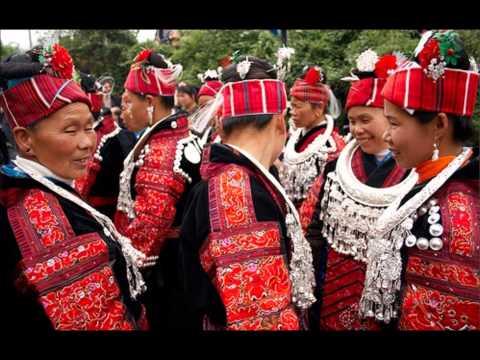 The Three Miao Tribes - From the Huainanzi