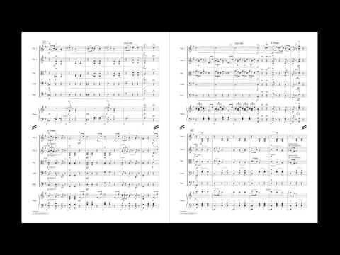 La Donna è Mobile by Giuseppe Verdi/arr. Jamin Hoffman