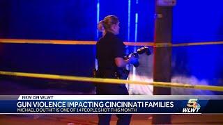 Gun violence impacts Cincinnati families
