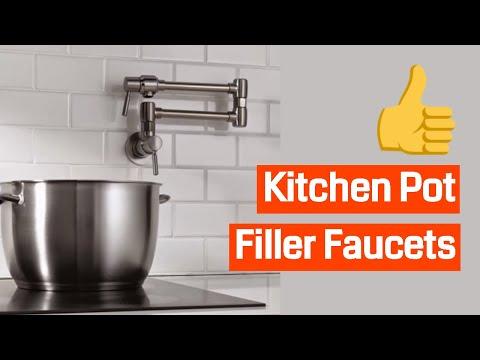 Kitchen Pot Filler Faucets