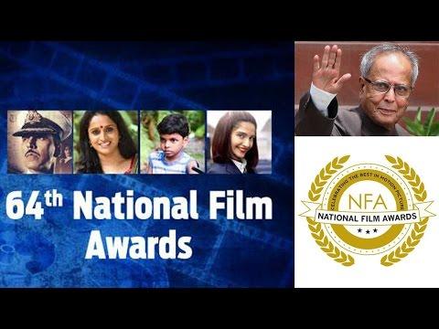 64th National Film Award Winner List 2017 : Check Complete Winner's List