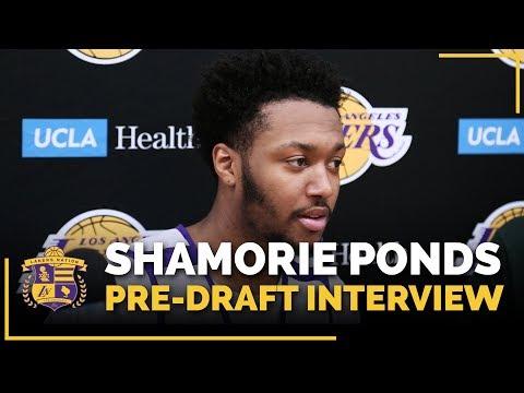 Lakers Pre-Draft 2018: St. John's Guard Shamorie Ponds