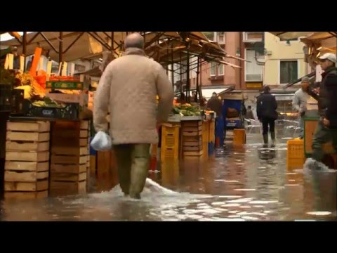 Protecting Venice from floods and high water