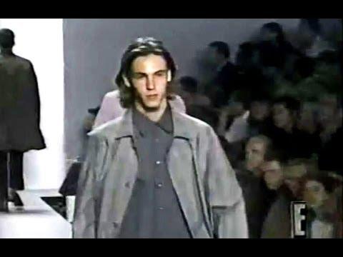 Nicole Farhi Men's Fashion Show - Fitting & Runway