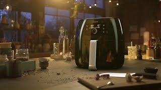 The New Airfryer XXL- HD9650
