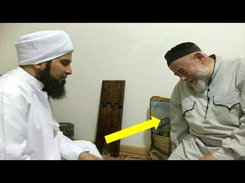 Ketika Habib Ali AlJufri Berziarah Kepada Ulama Mastur Rusia