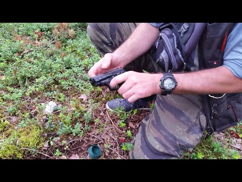 ZORAKI 914.Стреляем в лесу.