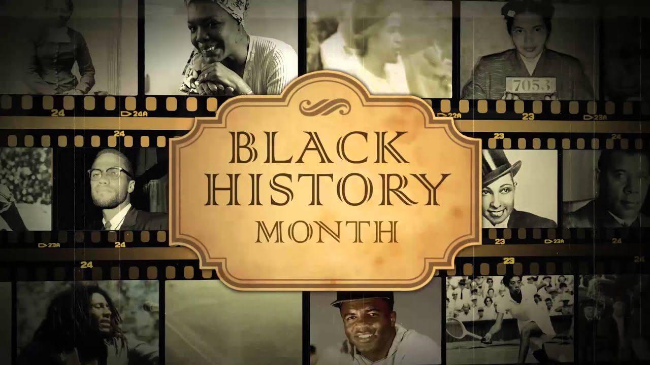 Black History Month Scagliotti