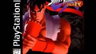 Street Fighter Ex plus Alpha-Strange Sunset