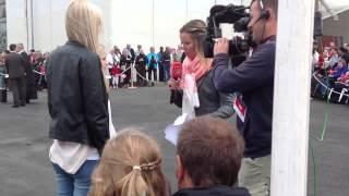 TV2 ØST interviewer 2 elever fra ZBC