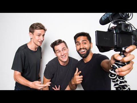 Scared to Vlog in Public? w/Colin and Samir