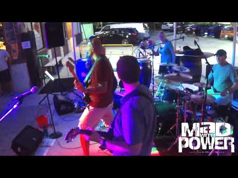 Mad with Power band @ Apollo Beach, FL 4/27/2018