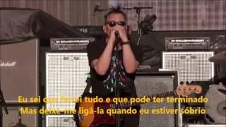 Скачать Blink 182 Sober LEGENDADO