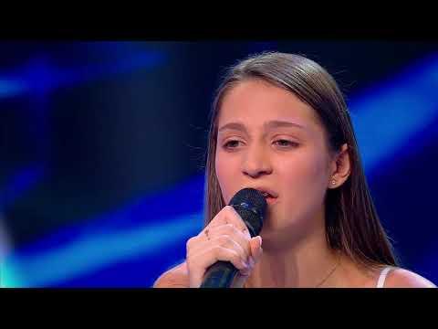 Say You Won't Let Go - James Arthur. Vezi interpretarea Francescăi Nicolescu, la X Factor!
