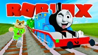 Troublesome Thomas & Friends Roblox Adventures!
