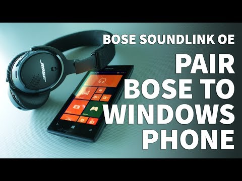 how-to-pair-bose-soundlink-oe-bluetooth-headphones-to-windows-phone