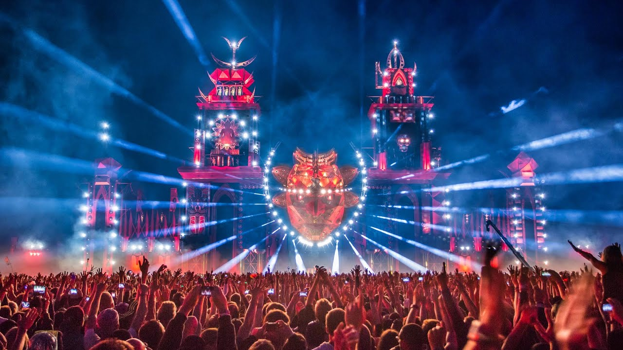 Defqon.1 Festival 2014   The Closing & Endshow on Sunday ...
