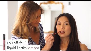 Sarah Shows You How To Get Vibrant Lip Color That Stays All Day Thumbnail