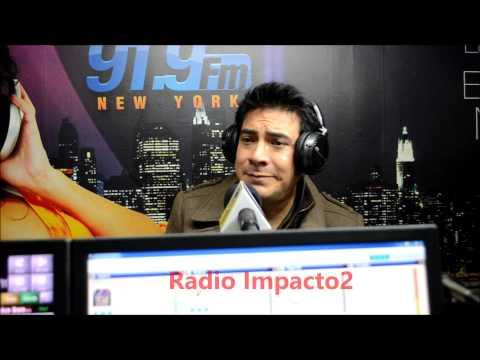 Rudy La Scala Jonny Galarza visitó Radio Impacto2