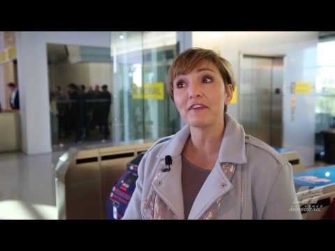 CES 2017 Attendees React to Las Vegas Monorail partnership with NXP Semiconductors