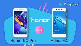 Honor 6C Pro vs Honor 6C