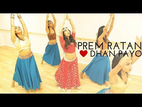 Prem Ratan Dhan Payo Dance - Choreography...