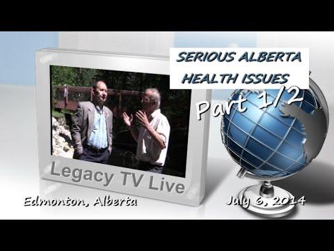 Robert Walton interviews MLA candidate Andrzej Gudanowski Fluoride & EPCOR (July 6, 14)